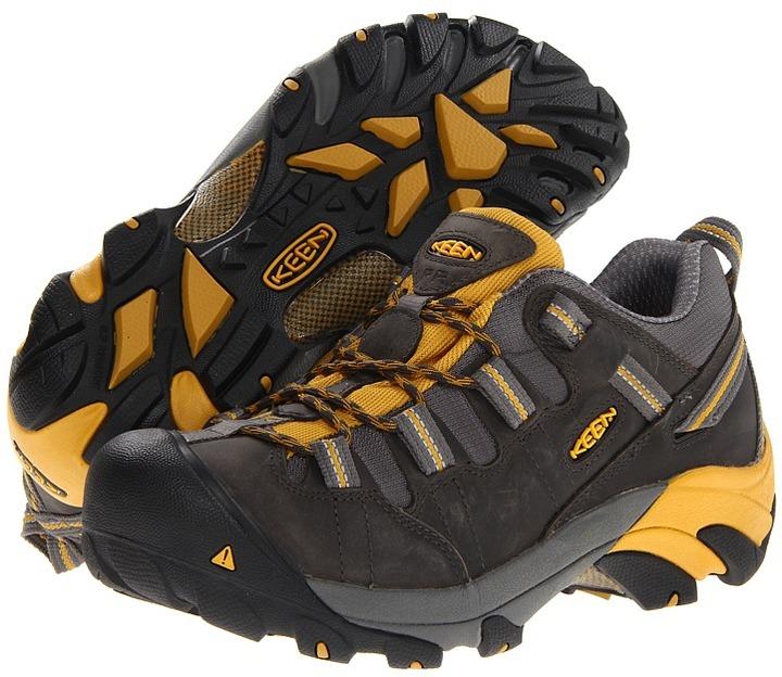 Keen Utility - Detroit Low PR Soft Toe (Raven/Tawny Olive) - Footwear