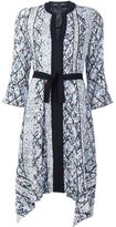 Proenza Schouler abstract print dress - women - Silk - 4