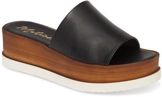 Matisse One Kiss Platform Sandal