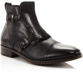 John Varvatos Double Monk Boots
