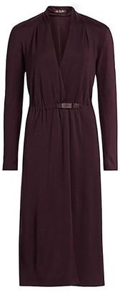 Loro Piana Jane Cashmere Jersey Dress