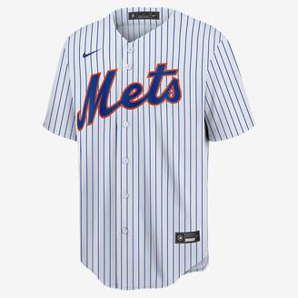 Nike Men's Replica Baseball Jersey MLB New York Mets (Jacob deGrom)