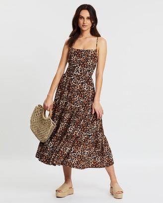 Tigerlily Divya Maxi Dress