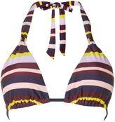 Ted Baker Modira Stripe triangle bikini top