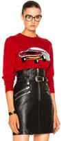 Coach 1941 Cashmere Car Sweater