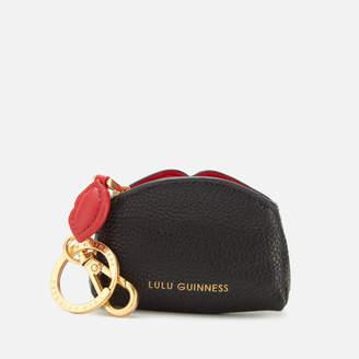Lulu Guinness Women's Peekaboo Lip Colette Keyring