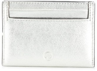 Mulberry Silver Leather Cardholder