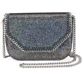 Stella McCartney Disco Glitter Falabella Mini Shoulder Bag