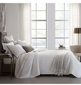 DwellStudio Woodgrain Matelasse Coverlet