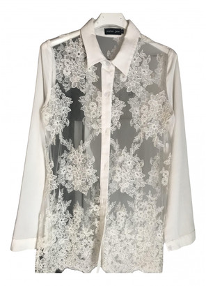 Sister Jane White Lace Tops