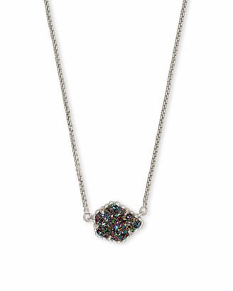 Kendra Scott Tess Pendant Necklace in Silver