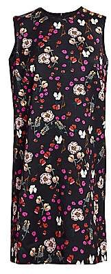 Escada Women's Diarra Sleeveless Floral Mini Dress