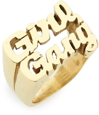 Melody Ehsani Girl Gang Ring