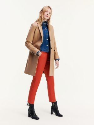 Tommy Hilfiger Essential Wool Cashmere Coat