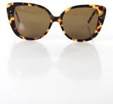 Selima Multi-Colored Tokyo Tortoise Adri O Sunglasses E13
