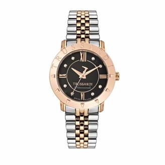 Trussardi Womens Analogue Quartz Watch with Stainless Steel Strap R2453108509