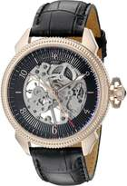 Lucien Piccard Men's LP-40052M-RG-01 Trevi Analog Display Mechanical Hand Wind Watch