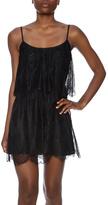 Miss Me Black Lace Dress