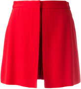 Alexander McQueen tailored short skort - women - Silk/Acetate/Viscose - 42