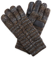 Isotoner SmarTouch Knit Palm Gloves