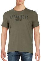 John Varvatos Legalize It Tee