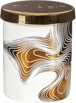 D.L. & Co. Honey Absolute White Soleil Candle