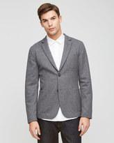 Italian Wool Jersey Unstructured Jacket