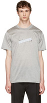 Lanvin Grey Logo T-Shirt