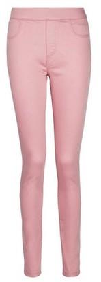 Dorothy Perkins Womens Pink 'Eden' Super Soft Jeggings, Pink