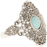 Accessorize Snow Queen Shield Ring