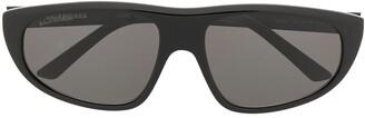 Balenciaga TV D-Frame sunglasses