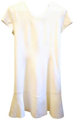 SET White Linen Dress for Women