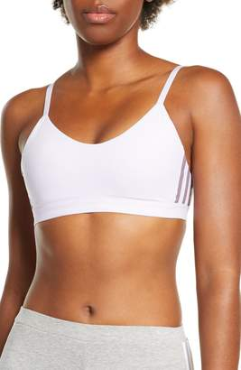 adidas Aeroready 3-Stripes Sports Bra