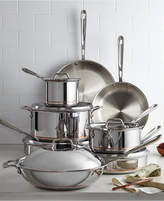 All-Clad Copper-Core 14-Pc. Cookware Set