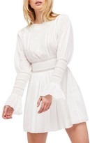 Free People Women's Victorian Minidress