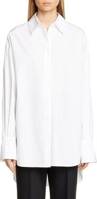 PARTOW Hugo Cotton Poplin Shirt