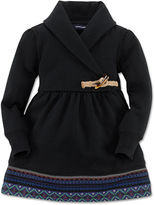 Ralph Lauren Dress, Little Girls Fleece Dress