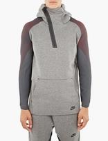 Nike Grey Sportswear Tech Fleece Hoodie