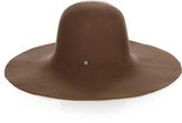 Maison Michel Trent fur-felt hat