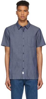 A.P.C. Indigo Janis Shirt