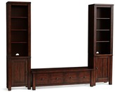Pottery Barn Benchwright 3-Piece Entryway Set with Storage Bench