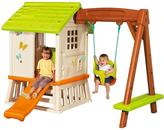 Smoby Swingset Playhouse