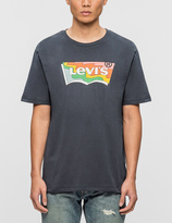 Levi's Filled Housemark Graphic S/S T-Shirt