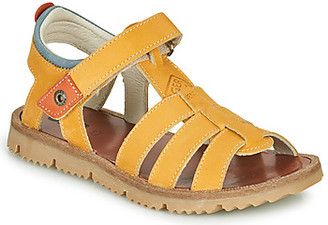 GBB PATHE boys's Sandals in Yellow