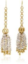 LFrank The Keshi Pearl Tassel Earrings