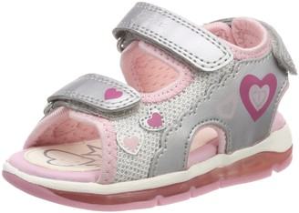 Geox Baby Girls' B Todo A Open Toe Sandals