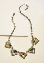 ModCloth Hidden Gemstone Necklace