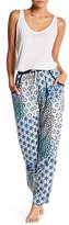 Josie Floral Peace Pajama Pant