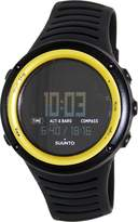 Suunto Men's Core SS016789000 Black Rubber Quartz Watch with Dial