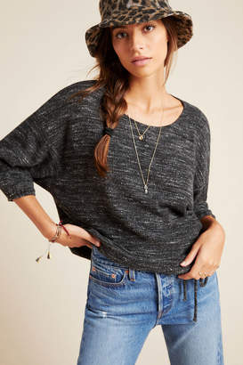 Sadie & Sage Edith Space-Dyed Pullover